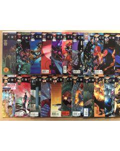 Crimson (1998) # 1-24 (missing 2x) + MORE (26X) CHEAP BULK DEAL LOT SET 0112