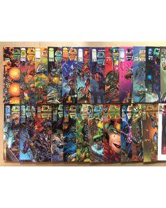 Cyberforce (1993) # 1-35 (missing 6x) + MORE (32X) CHEAP BULK DEAL LOT SET 0114