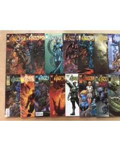 Ascension (1997) # 1-22 (MISSING 4 ISSUES) (19X) CHEAP BULK DEAL LOT SET 0089