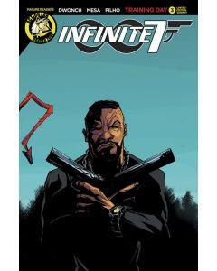 Infinite Seven (2017) #   3 Cover E (8.0-VF) Limited to 1500