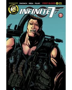 Infinite Seven (2017) #   4 Cover D (8.0-VF) Limited to 1500