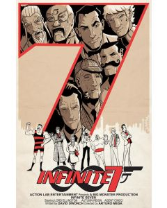 Infinite Seven (2017) #   7 (9.0-NM)