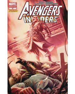 Avengers Invaders (2008) #  10 Cover B 1:25 Variant (8.0-VF)