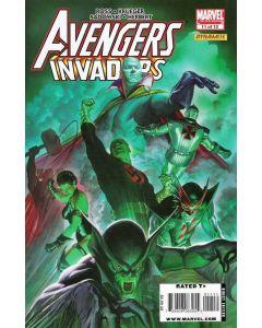 Avengers Invaders (2008) #  11 (8.0-VF) Alex Ross Cover
