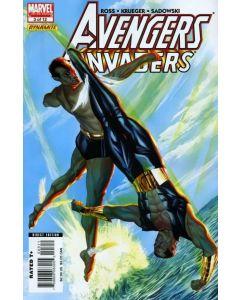Avengers Invaders (2008) #   3 (8.0-VF) Alex Ross Cover