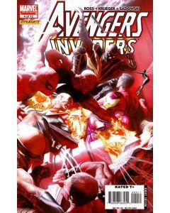 Avengers Invaders (2008) #   4 (8.0-VF) Alex Ross Cover