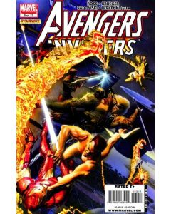 Avengers Invaders (2008) #   5 (9.0-NM) Alex Ross Cover
