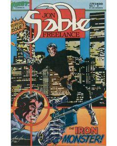 Jon Sable Freelance (1983) #   1 (6.0-FN) Mike Grell