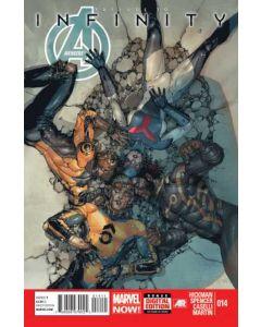 Avengers (2012) #  14 (9.0-NM)
