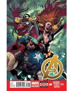 Avengers (2012) #  15 (9.0-NM)