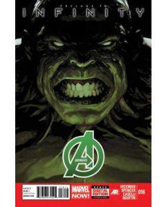 Avengers (2012) #  16 (9.0-NM)