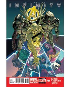 Avengers (2012) #  17 (9.0-NM)