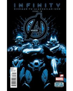 Avengers (2012) #  18 (9.0-NM)
