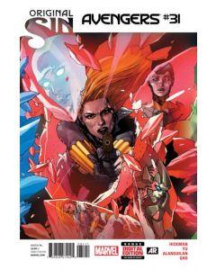 Avengers (2012) #  31 (9.0-NM)