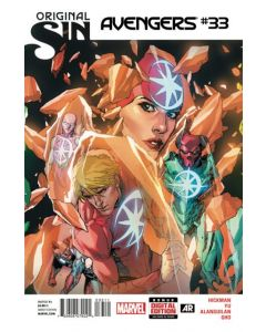 Avengers (2012) #  33 (9.0-NM)