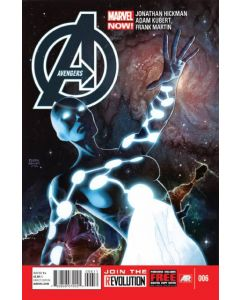 Avengers (2012) #   6 (7.0-FVF)
