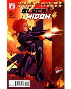 Marvel Adventures Super Heroes (2010) #  10 (6.0-FN) Black Widow