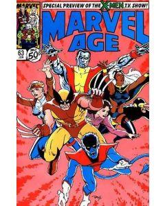 Marvel Age (1983) #  63 (8.0-VF)