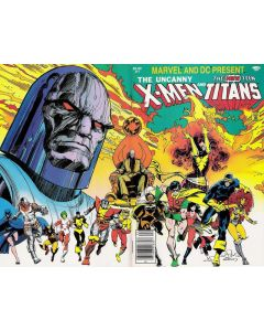Marvel and DC Present the X-Men and the Teen Titans (1982) #   1 Newsstand (5.0-VGF)