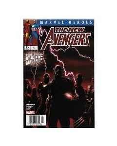 Marvel Heroes Flip Magazine (2005) #   1 (8.0-VF) Captain America / The New Avengers
