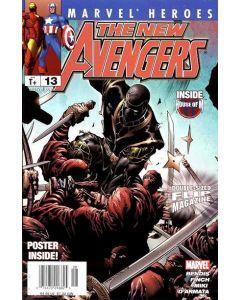 Marvel Heroes Flip Magazine (2005) #  13 (6.0-FN) Captain America / The New Avengers