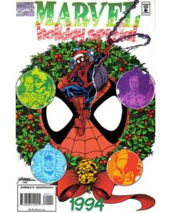 Marvel Holiday Special (1994) #   1 (6.0-FN) George Perez