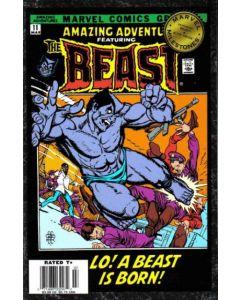 Marvel Milestones (2005)  #  13 (8.0-VF) Beast Kitty Pryde