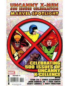 Marvel Spotlight Uncanny X-men 500 Issues celebration (2008) #   1 (8.0-VF)