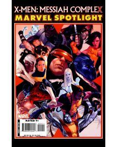 Marvel Spotlight X-men Messiah Complex (2007) #   1 (7.0-FVF)