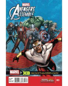Marvel Universe Avengers Assemble (2013) #   3 (6.0-FN)