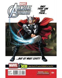 Marvel Universe Avengers Assemble (2013) #   4 (6.0-FN)