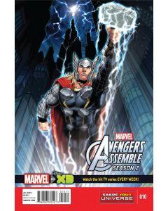 Marvel Universe Avengers Assemble Season 2 (2014) #  10 (8.0-VF)