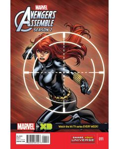Marvel Universe Avengers Assemble Season 2 (2014) #  11 (8.0-VF)