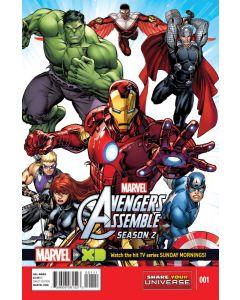 Marvel Universe Avengers Assemble Season 2 (2014) #   1 (6.0-FN)