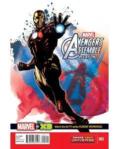 Marvel Universe Avengers Assemble Season 2 (2014) #   2 (8.0-VF)
