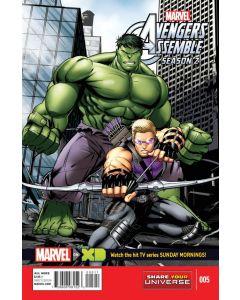 Marvel Universe Avengers Assemble Season 2 (2014) #   5 (9.0-NM)