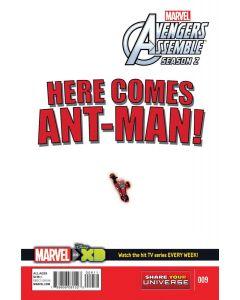 Marvel Universe Avengers Assemble Season 2 (2014) #   9 (6.0-FN)