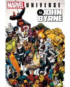 Marvel Universe by John Byrne Omnibus (2016) #   1 1st Print (8.0-VF)