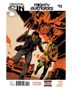 Mighty Avengers (2013) #  11 (6.0-FN)