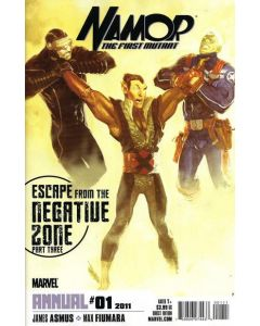 Escape From the Negative Zone (6.0/8.0-FN/VF) Complete Set