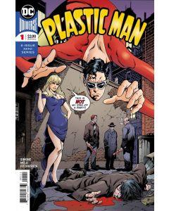 Plastic Man (2018) #   1 (8.0-VF)