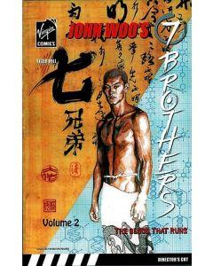 7 Brothers TPB (2007) #   2 1st Print (9.2-NM) John Woo's