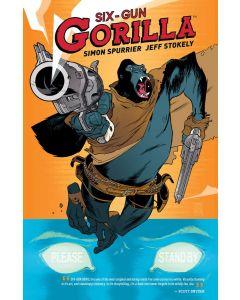 Six Gun Gorilla TPB (2014) #   1 1st Print signed (9.2-NM)