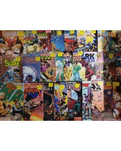 Small Publishers Mystery Pack 30 Different Comics Lower Grade