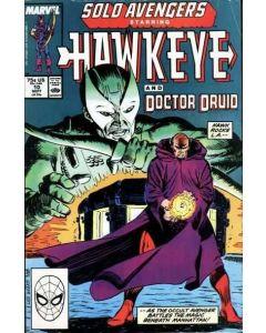 Solo Avengers (1987) #  10 (8.0-VF)