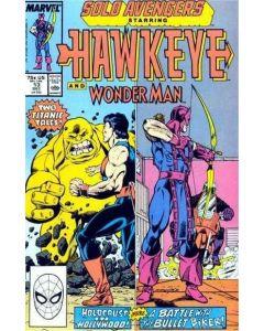Solo Avengers (1987) #  13 (8.0-VF)