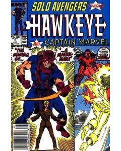 Solo Avengers (1987) #   2 (7.0-FVF)