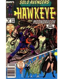 Solo Avengers (1987) #  20 (6.0-FN)