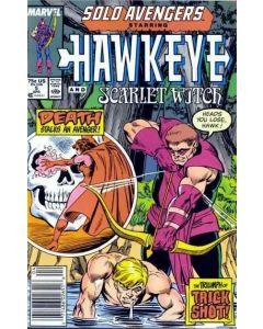 Solo Avengers (1987) #   5 (8.0-VF)