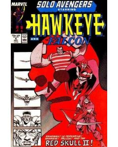 Solo Avengers (1987) #   6 (6.0-FN)